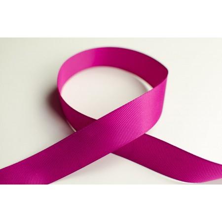 Ripsband 25mm pink