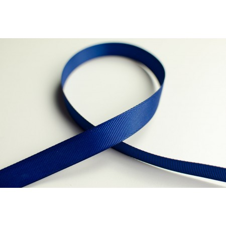 Ripsband 15mm blau