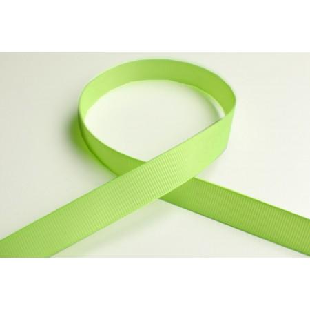 Ripsband 15mm grün