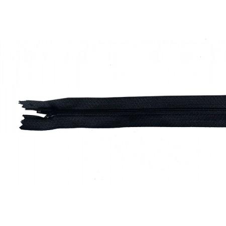 Reißverschluss teilbar schwarz 50 cm Stk.